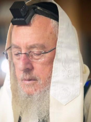 Rabbi Saadia Ben-Chiyun (Photo: Kikar Shabbat)