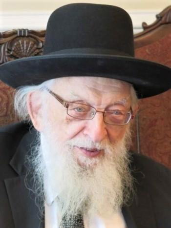 Rabbi Moshe Homnick