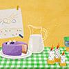 """מה הקשר בין חלב לחג שבועות, ומצבה עם כותרת הזויה: """"כשר לפסח"""""""