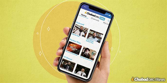 Utilizing video has long been a key part of Chabad.org's mission to use technology to unite Jews, empower them with knowledge and foster a deeper connection to their heritage.