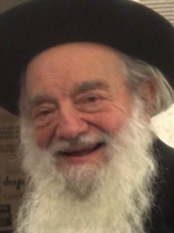 Rabbi Yitzchok Kaplinsky