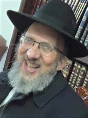 Rabbi Zalman Hillel Fendel (Photo: The Chesed Fund)