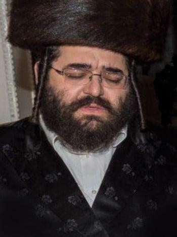 Rabbi Moshe Golshevsk (Photo: The Chesed Fund)