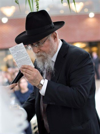 Rabbi Motty Katz (Photo: Facebook)