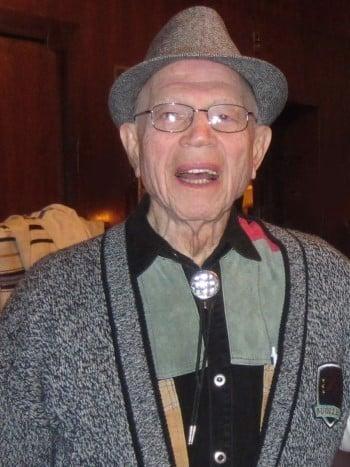 Abe Goldstein (Photo: Shmuel Super, Elmont Jewish Center)
