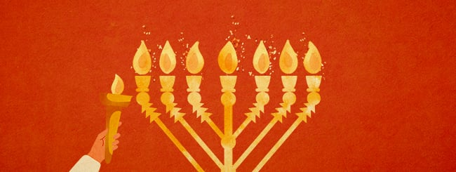 Torah Insights: Raise the Flame