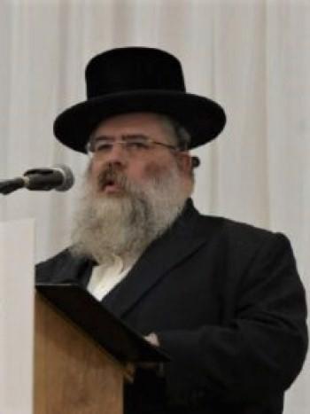 Yosef Tzvi Klein (Photo: Yeshiva World News)