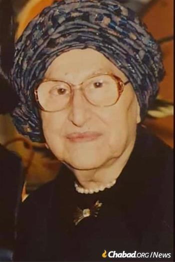Rebbetzin Halberstam was a life partner to her husband, and was renowned for her own kindness and charitable personality.