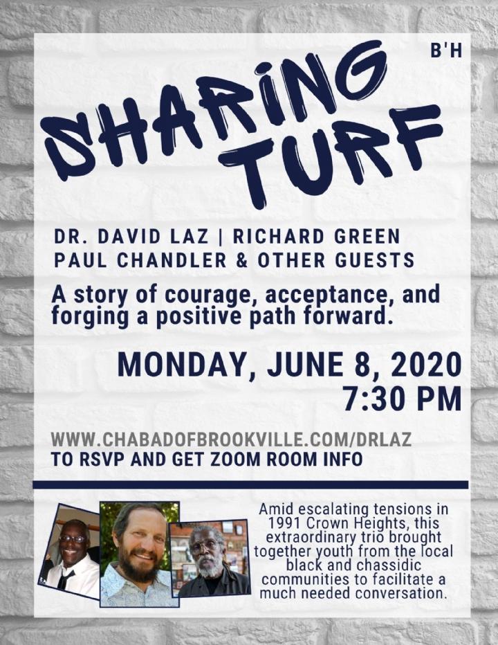Sharing the Turf Dr Laz.jpg