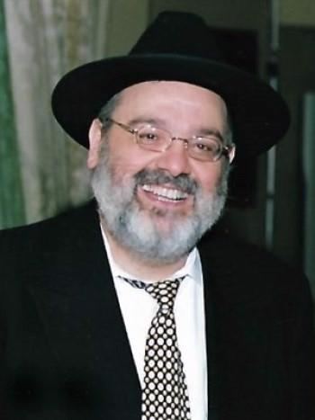 Rabbi Dovid Jemal (Photo: The Jewish Voice)