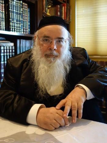 Rabbi Shlomo Tzvi Koenig (Photo: Dovid Katz)