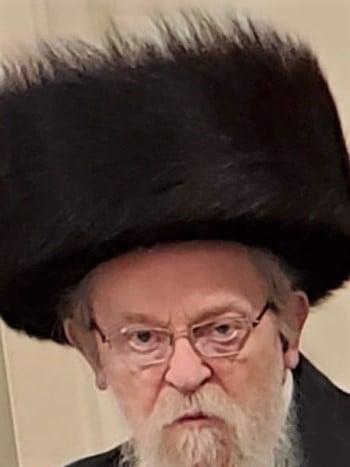 Eliyahu Meir Ballabon (Photo: BoroPark24)
