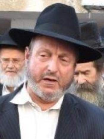 Rabbi Yeshayahu Englard (Photo: VIN News)