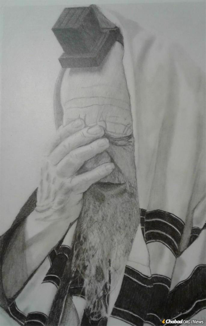 An exemplar of Chassidic piety and good will.