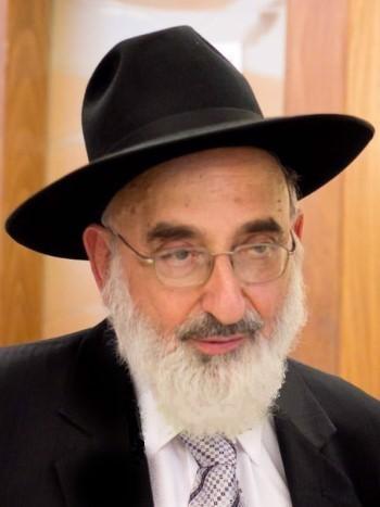 Rabbi Nachum Dick (Photo: BoroPark24)