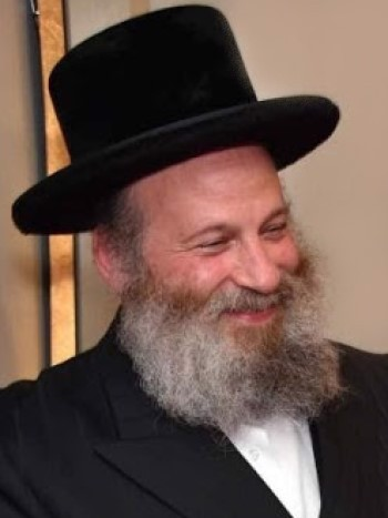Rabbi Yisroel Dovid Klein (Photo: The Yeshiva World)