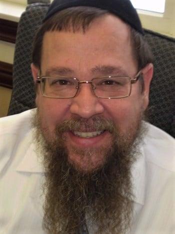 Rabbi Gershon Sabol (Photo: Facebook)