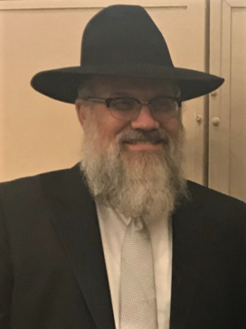 Rabbi Avrohom Yitzchok Cohen (Photo: The Chesed Fund)