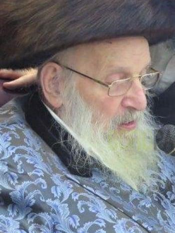 Rabbi Mordechai Dovid Rubin (Photo: BoroPark24)