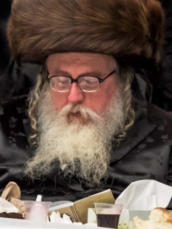 Rabbi Aharon Kohn (Photo: Hamodia)
