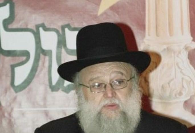 Rabbi Chaim Moshe Stauber (Photo: BoroPark24)