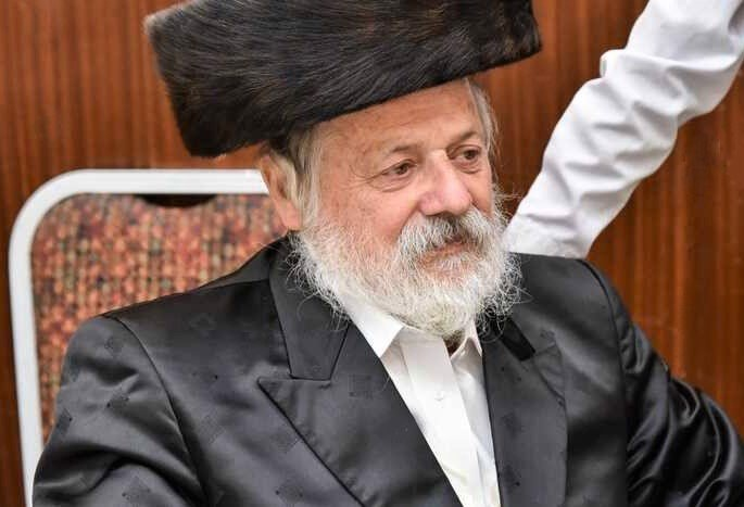 Rabbi Yosef Chaim Berkowitz