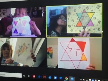 Zoom ONLINE Classes (Hebrew School, Havdalah)