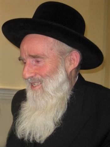 Rabbi Leibel Katz (Photo: Matzav.com)
