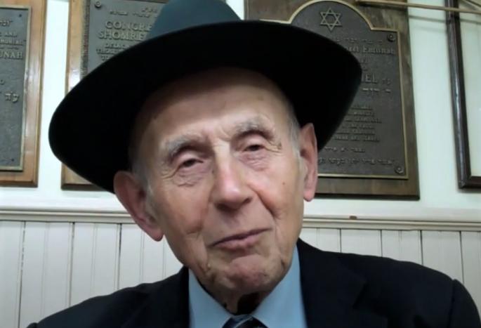 Zev Matisyahu Deutsch (Photo: YouTube)