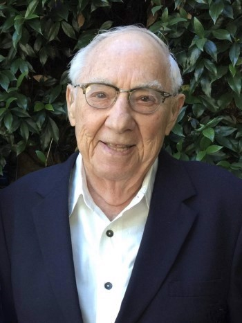 Harry Scharf (Photo: Cleveland Jewish News)