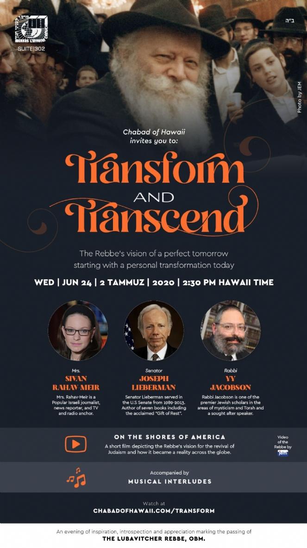 Transform Transcend 3 Tammuz 663