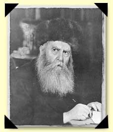 The Rebbe.