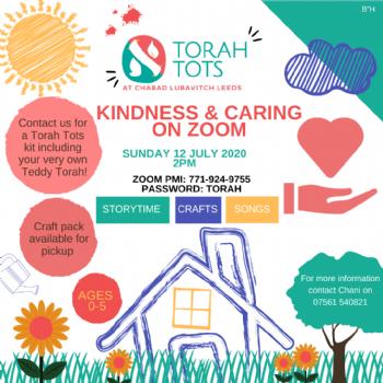Torah Tots Caring