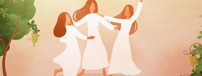 Tu B'Av: The Dancing Maidens of Jerusalem