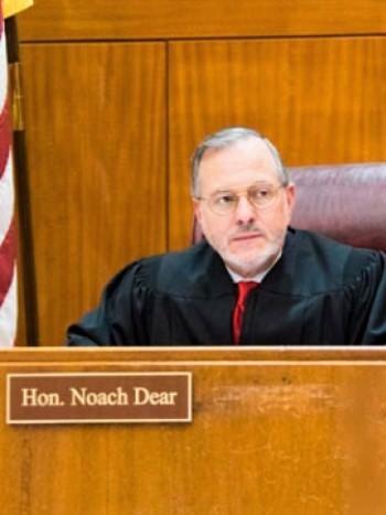 Justice Noach Dear (Photo: The Brooklyn Paper)
