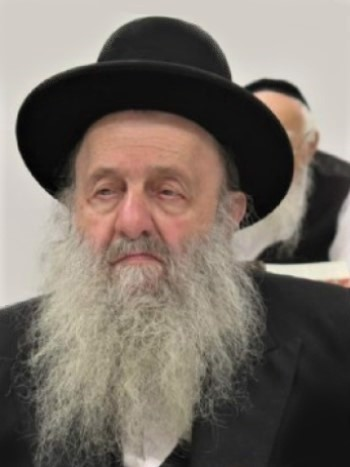 Betzalel Kahan (Photo: Yeshiva World News)