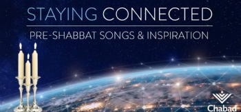 Pre-Shabbat songs and inspiration