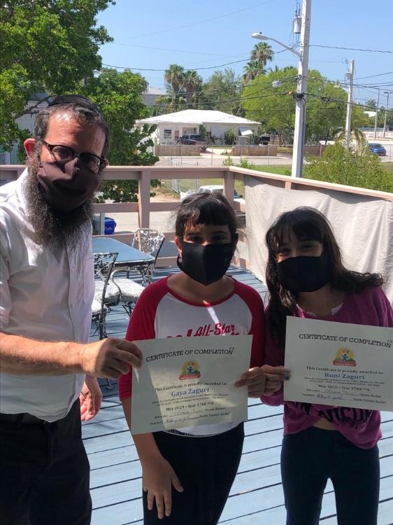 Chabad Hebrew School 2019-2020