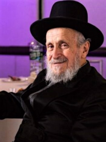 Rabbi Solomon (Shlomo Elazar) Wulliger