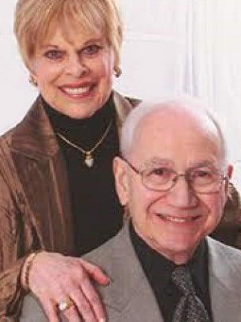 Stephen and Jane Raitt (Photo: The New Jersey Jewish News)