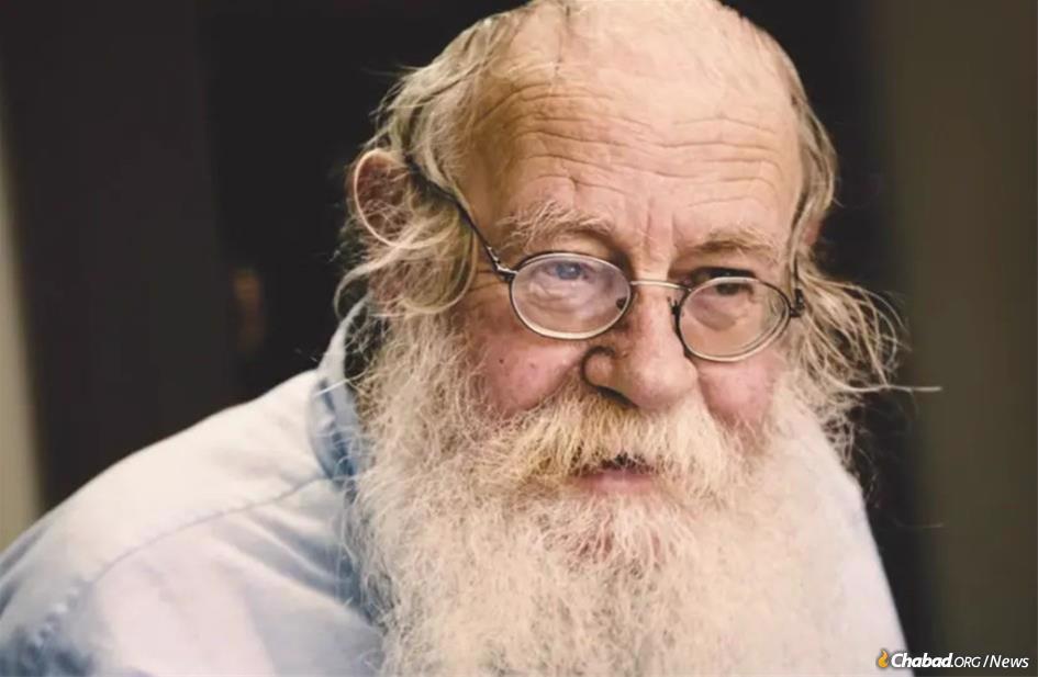 Rabbi Adin Even-Israel (Steinsaltz) (Photo: The Steinsaltz Center)