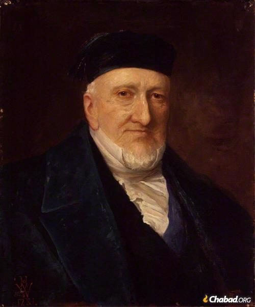 Sir Moses Haim Montefiore was a British financier and banker who worked tirelessly on behalf of Jews everywhere.