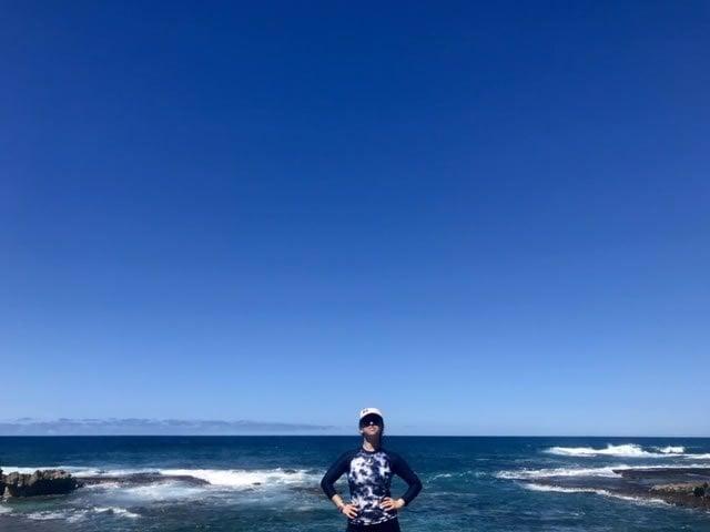 In Hawaii.