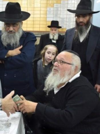 Rabbi Shmuel Krimlovsky (Photo: News1)