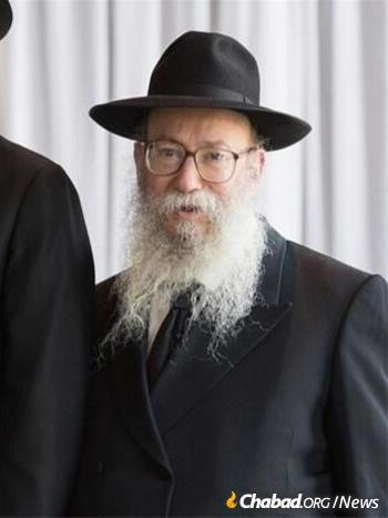 Rabbi Asher Zelig Gottlieb
