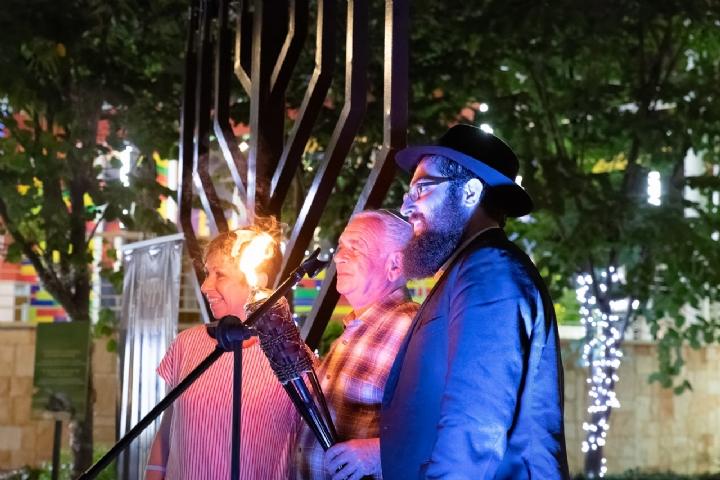 Chabad Hartford Campus Dedication