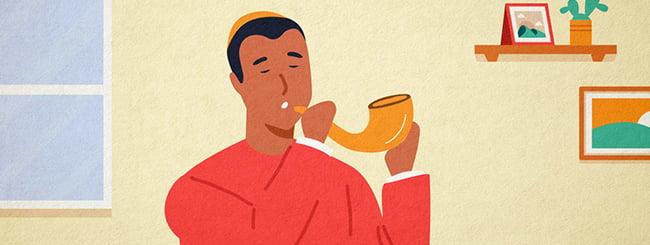 Practical Rosh Hashanah Info: 9 Tips for an Amazing Rosh Hashanah at Home