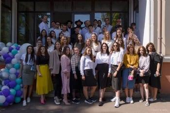 Торжественное открытие нового учебного года в Южноукраинском Еврейском Университете!