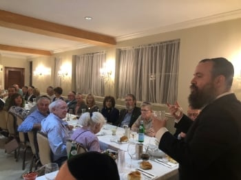 Yud Tes Kislev: Rabbi Levy Wineberg