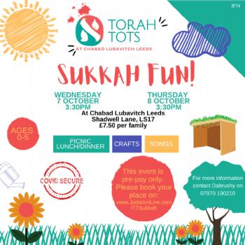 Torah Tots Sukkot